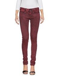 Guess Jeans Maroon