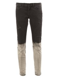 Faith Connexion Dip Dyed Jeans Black