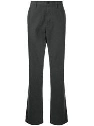 Kent And Curwen Tapered Mid Rise Trousers 60
