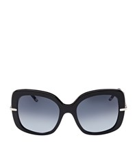 Boucheron Bc0002s Square Sunglasses Female Black