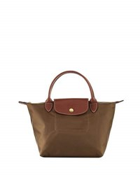 Longchamp Le Pliage Tote Bag Green