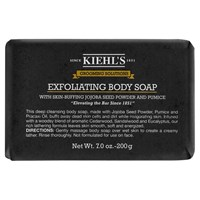 Kiehl's Grooming Solutions Exfoliating Body Soap Bar 200G