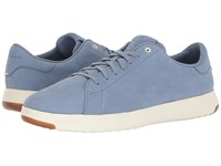 Cole Haan Grandpro Tennis Cornwall Blue Nubuck Men's Shoes