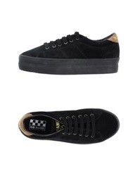 No Name Low Tops And Trainers Black