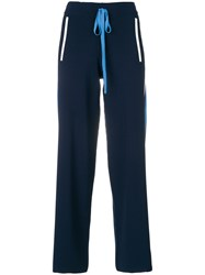 P.A.R.O.S.H. Runner Track Pants Blue