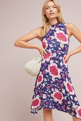 Maeve Cleary Dress Navy