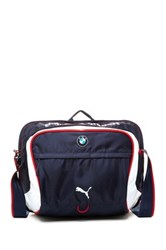 Puma Bmw Motorsport Messenger Bag Blue