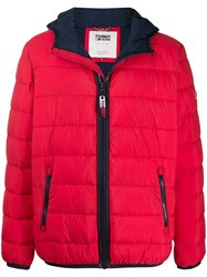 Tommy Jeans Essential Hooded Padded Jacket 60