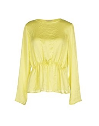 Noshua Blouses Acid Green