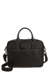 Ted Baker London Sundaze Smart Document Bag Black