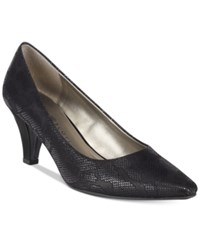 Karen Scott Meaggann Pumps Only At Macy's Women's Shoes Black