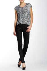Zadig And Voltaire Eva Noir Jean Black