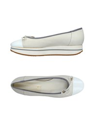 D'acquasparta Pumps Ivory