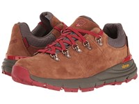 Danner Mountain 600 Low 3 Brown Red Women's Shoes