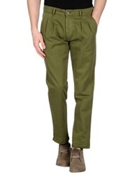 Basicon Casual Pants Military Green
