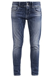 Pepe Jeans Whistle Relaxed Fit Jeans Z64 Blue Denim