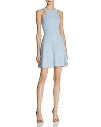 Aqua Fit And Flare Dress 100 Exclusive Light Blue