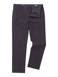 Criminal Finley Slim Fit Chino Charcoal