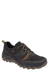 Rockport Cold Springs Plus Lace Up Sneaker Dark Brown Leather
