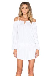 Vava By Joy Han Kaitlin Mini Dress White