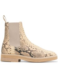 Yeezy Chelsea Boots Nude And Neutrals