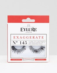 Eylure Exaggerate Lashes No. 145 Exaggerate No. 145 Black