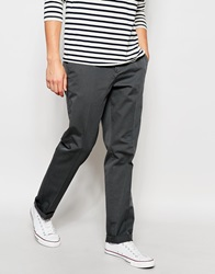 United Colors Of Benetton Regular Fit Chinos Charcoal20c