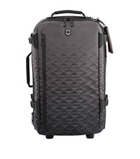 Victorinox Vx Touring 2 In 1 Carry On Expandable Duffel Bag Black