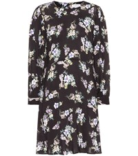Velvet Winola Printed Dress Black
