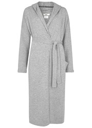 Ugg Evie Grey Cashmere Dressing Gown