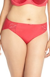 Women's Elomi 'Cate' Briefs Red