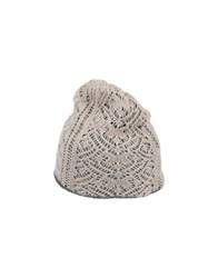 Gas Jeans Hats Dove Grey