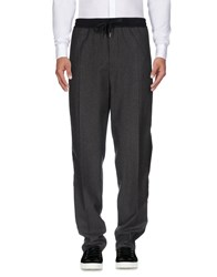 Andrea Pompilio Casual Pants Steel Grey