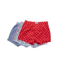 Original Penguin 3 Pack Woven Boxer Set Samba Pack Men's Underwear Multi