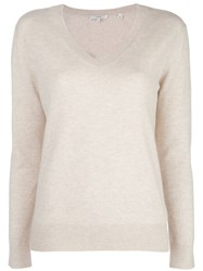 Vince Weekend V Neck Jumper 60