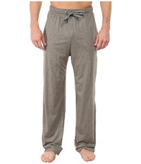 Tommy Bahama Heather Cotton Modal Jersey Knit Pants Everest Heather Men's Pajama Brown