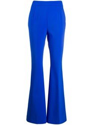 Fausto Puglisi Flared Mid Rise Trousers 60