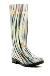Nicole Miller Rainyday Rain Boot Multi