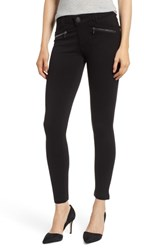 Wit And Wisdom Ab Solution Skinny Ponte Pants Black