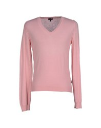 Exte Knitwear Jumpers Men Pink