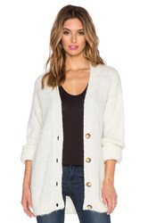 Essentiel Kanshana Cardigan White