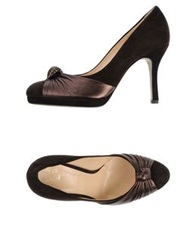 Roberto Festa Pumps Dark Brown