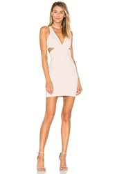 Jay Godfrey Krooger Dress Blush