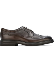 Henderson Fusion Classic Brogues Brown