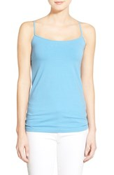 Women's Halogen 'Absolute' Camisole Blue Heritage