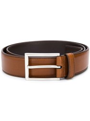 Church's Classic Buckled Belt Brown
