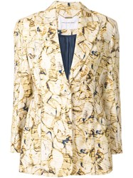 Camilla And Marc Caspian Print Blazer 60
