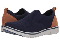 Mark Nason Articulated Landing Navy Slip On Shoes