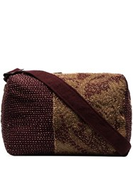 By Walid Tapestry Messenger Bag 60