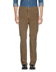 Z Zegna Zzegna Casual Pants Military Green
